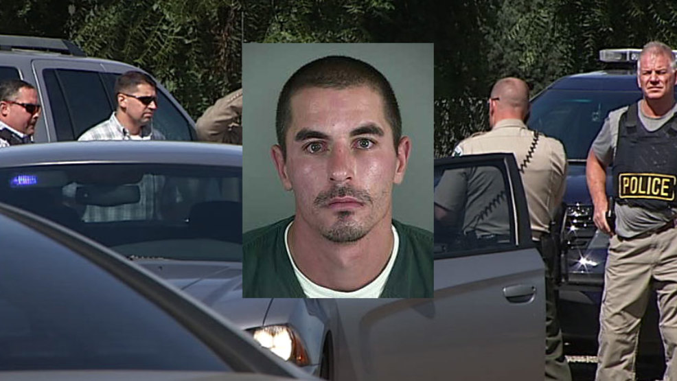 Deputies arrested Edward Paul Dungan, 30, on charges of Attempted Aggravated Murder, Unlawful Use of a Weapon, and Unauthorized Use of a Motor Vehicle.