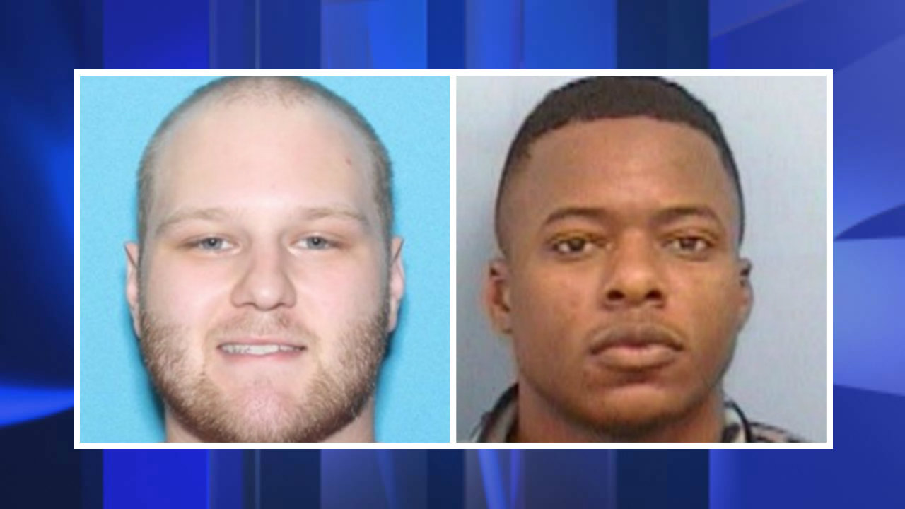 Hunter Joel Dees, 21, and Rashod Thomas Ballantine, 23, were arrested on multiple drug charges, including trafficking cocaine by possession, by transport and conspiracy to traffic cocaine.