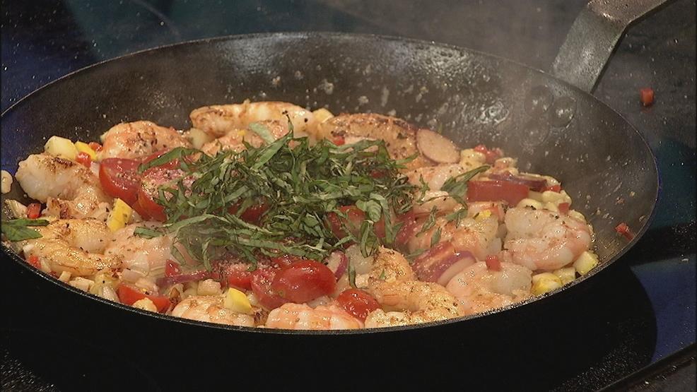 Carolina Kitchen Shrimp Stir Fry Wlos