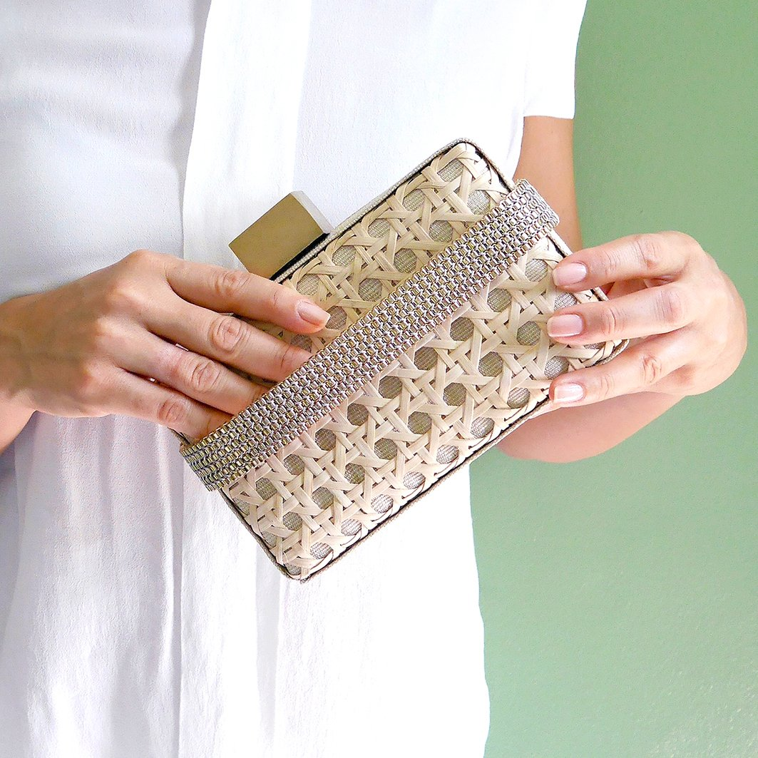 The Sophia is an award winning clutch. (Image: Clare Hynes)