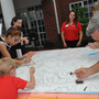 ArtWorks unveils mural design for Springfield Township bowling alley