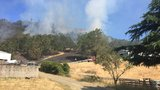 Fire crews halt blaze outside Roseburg at 5 acres