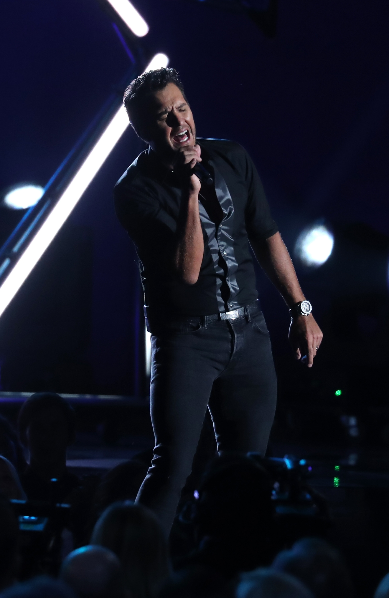 "Luke Bryan is hitting up Jiffy Lube Live on May 12 for his ""Huntin', Fishin' & Lovin' Everyday Tour.""  (Image: Judy Eddy/WENN.com)"