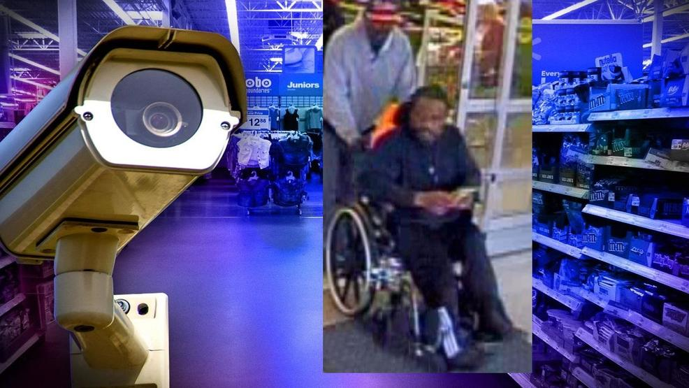 Thief caught on camera in the act at Dalton Walmart | WTVC