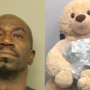 Man, teddy bear in custody after I-80 traffic stop reveals 4 pounds of pot, sheriff says