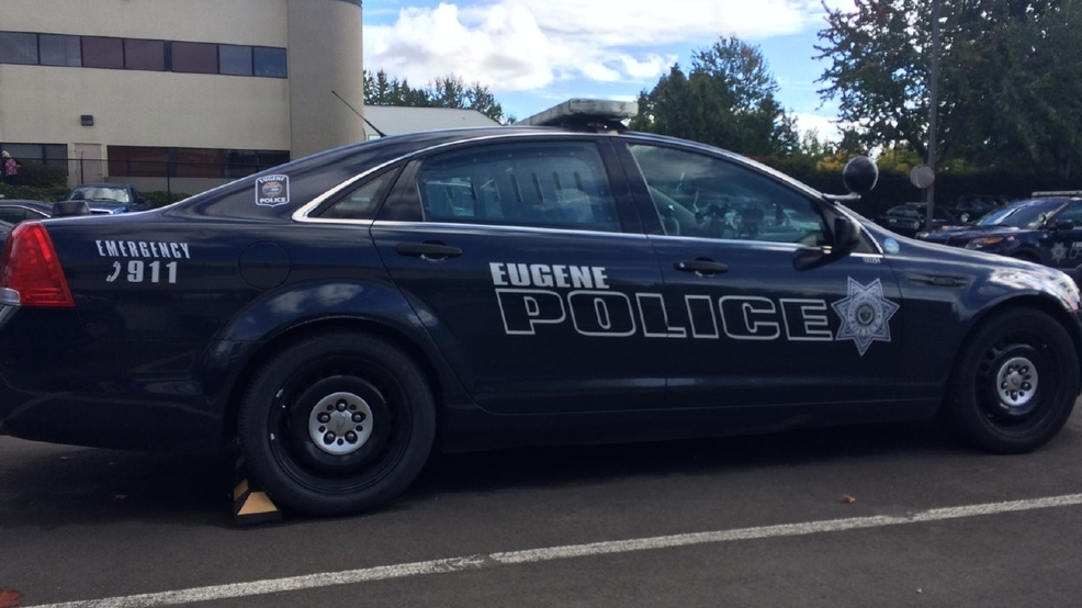 Image result for Eugene police car