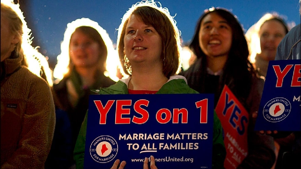 FindLaw Maine Same-Sex Marriage Law for Gay and