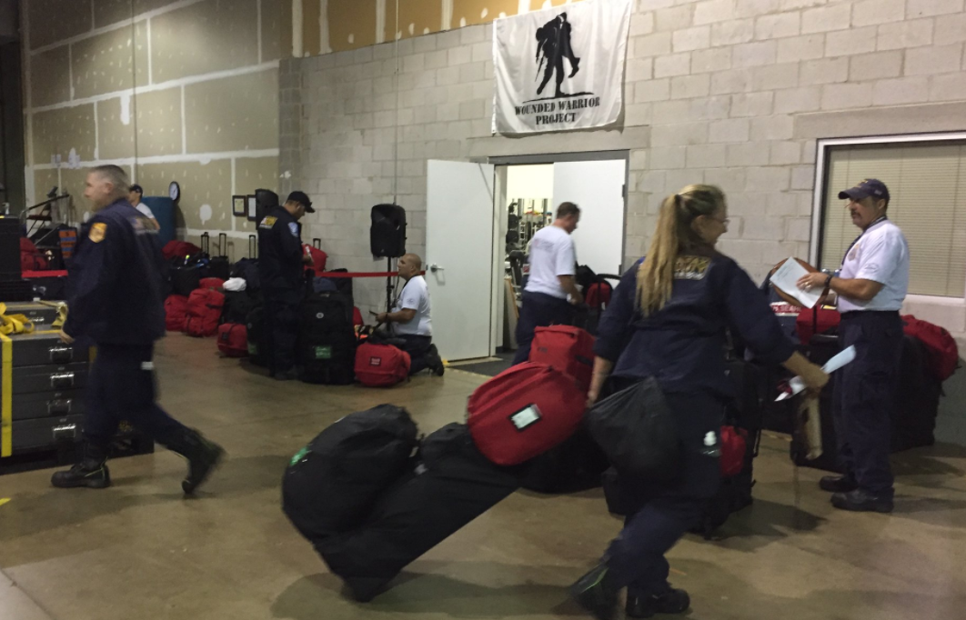 Virginia Task Force One is deploying to Alabama ahead of Hurricane Irma. (Fairfax County Fire Department)