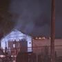 Investigation underway for business fire in Elkhart