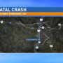 Two vehicle crash claims the life of 74-year-old woman