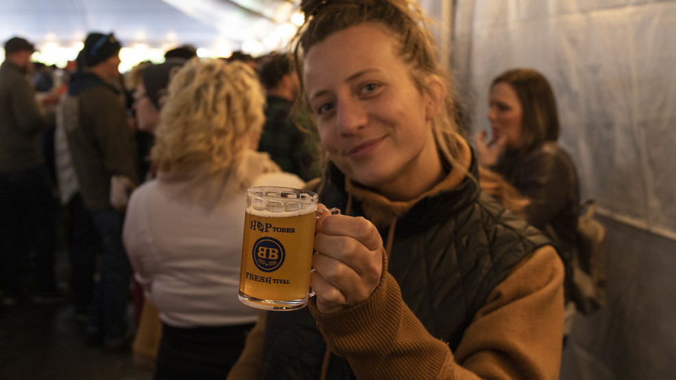 Photos: Boise Brewing holds its annual Hoptober Freshtival