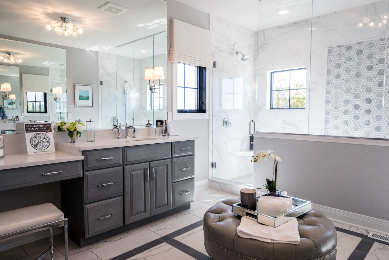 The Bella Vista / ADDRESS: 2933 Walworth Avenue (45226) / A 3-bed, 3.5-bath, 3800-square-foot home built by Sterling Homes / Image: Catherine Viox // Published: 10.21.20
