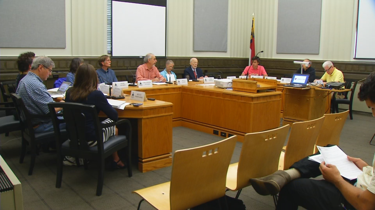 Asheville is looking for volunteers to help with some very important work. They're needed to fill vacancies on one quarter of the city's boards and commissions, which are all volunteer driven except for the council member assigned to each one. (Photo credit: WLOS staff)