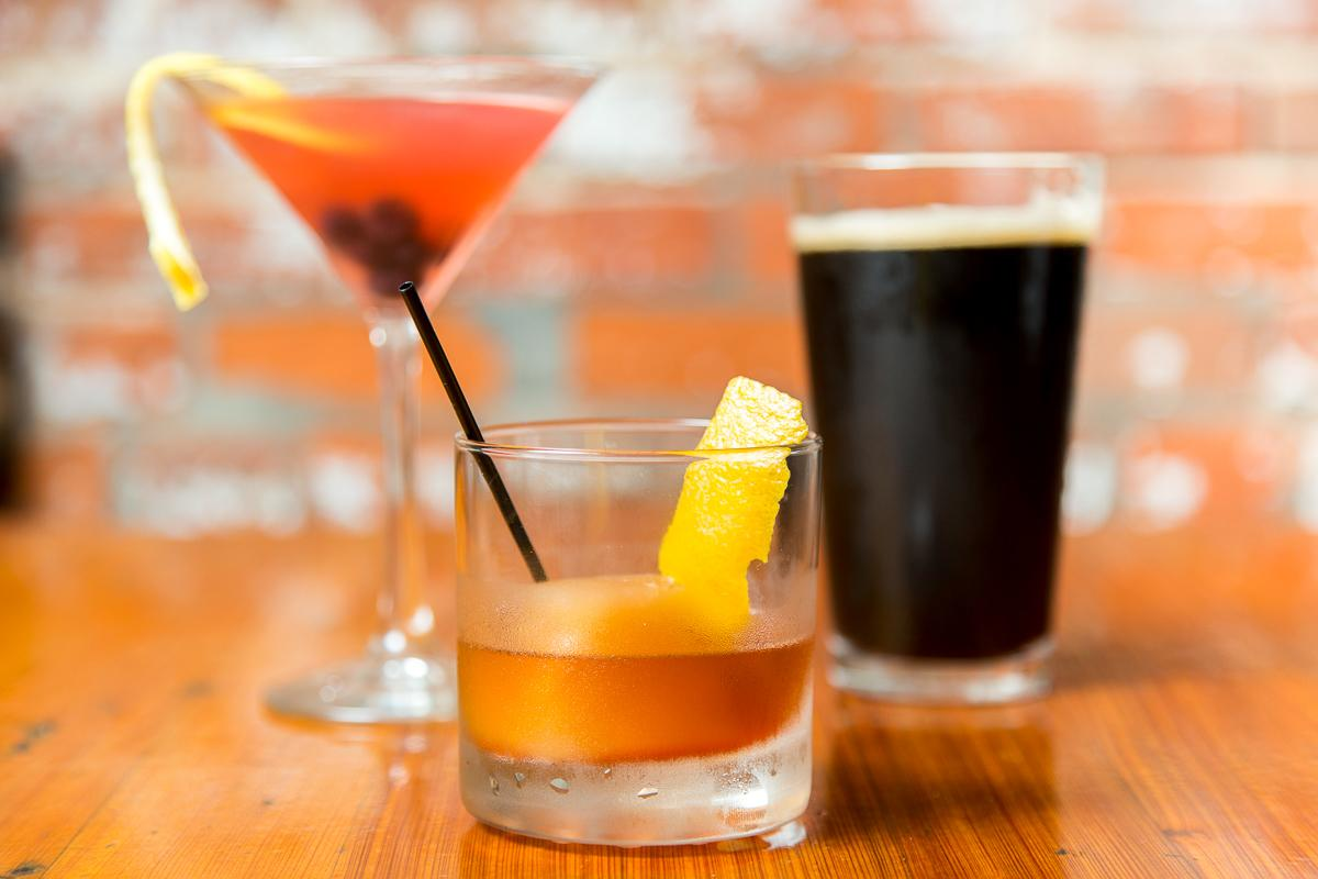 Arnold's Bar and Grill has a great selection of craft cocktails and beers on draft. (I mean, duh.)  --  Image: Daniel Smyth Photography