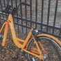 Discarded dockless bikes found in garbage cleaned up in Rock Creek Park
