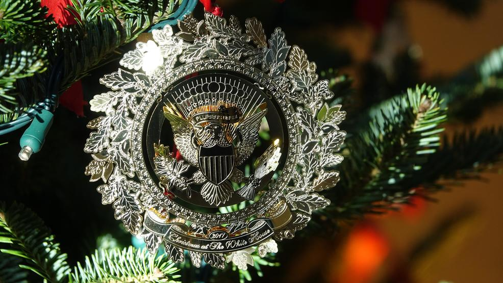 Gallery 2017 White House Christmas Decorations Unveiled