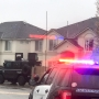 SWAT team involved in standoff with man suspected of threatening ex-girlfriend