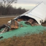 Trucker loses trailer of 38,000 pounds of marbles on I-465
