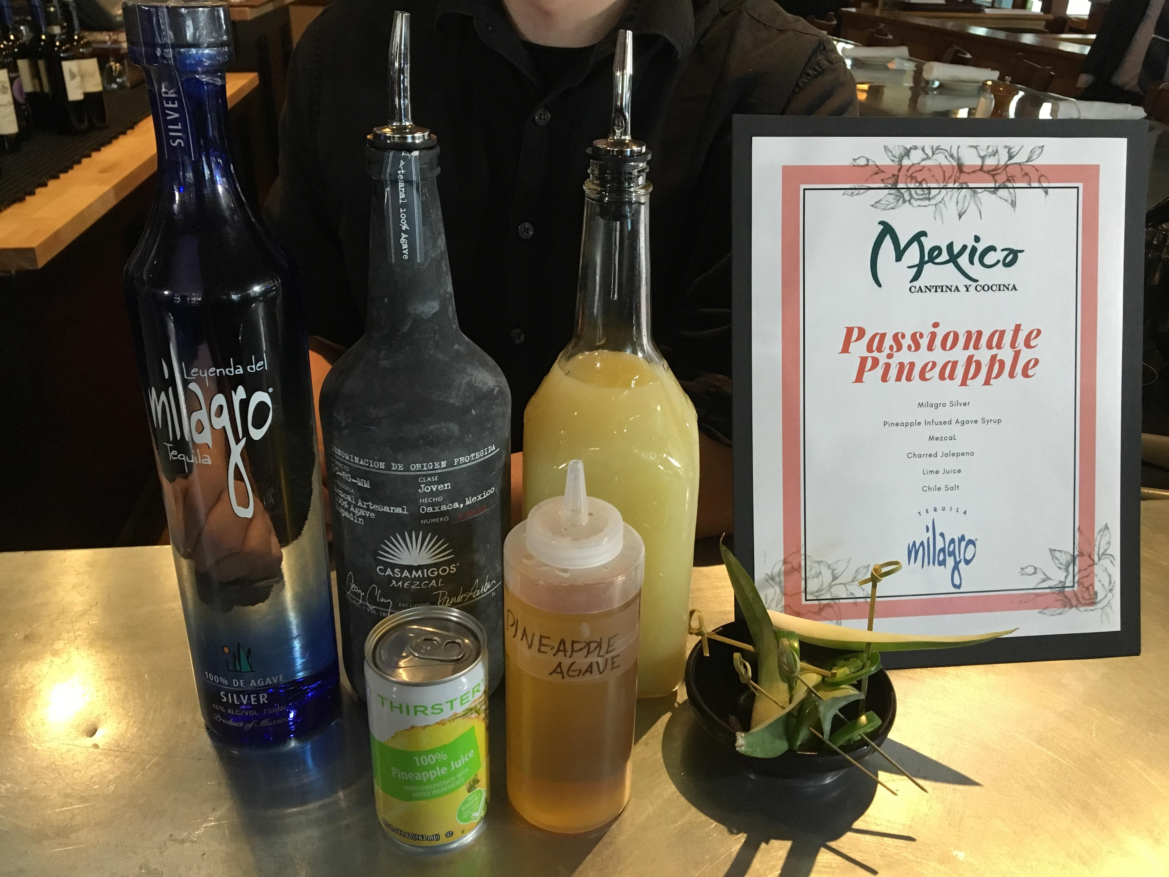 Enjoy these cocktails at the 2018 Bachelor Casting Call, which takes place Thursday, June 21 at Pacific Place in downtown Seattle.