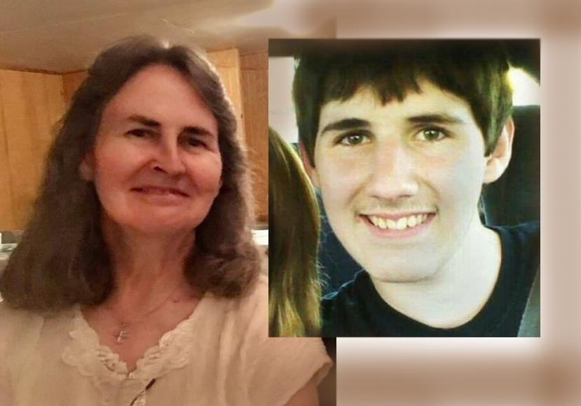 Family members say Peggy Lynn Warden, 56, was killed as she used her body as a shield to save her grandson Zachary Poston, 18, during the attack on the Sutherland Springs First Baptist Church. (courtesy photos)<p></p>