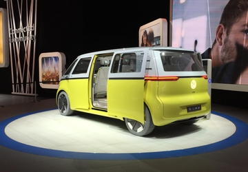 Volkswagen to build ID Buzz electric Microbus