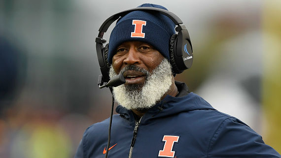 Illinois is 1-3 at home this season.