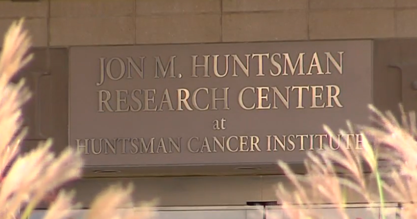 """Thank you for giving us a place,"" cancer patients remember Jon Hunstman Sr. (Photo: KUTV)"