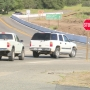 Construction on Prather roundabout begins