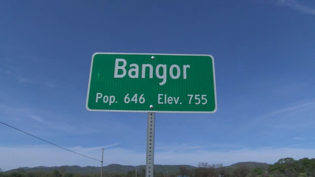 Bangor is located about 15 miles southeast of Oroville<p></p>