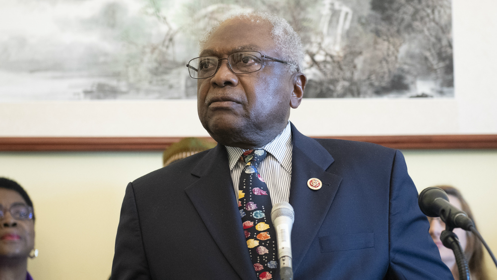 Congressman Clyburn recognized as a national park champion