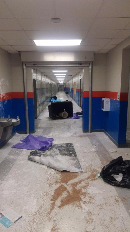 An investigation is underway at Turner County High School after investigators said what was meant to be a school prank, went too far. / Turner County Sheriff's Office<p></p>