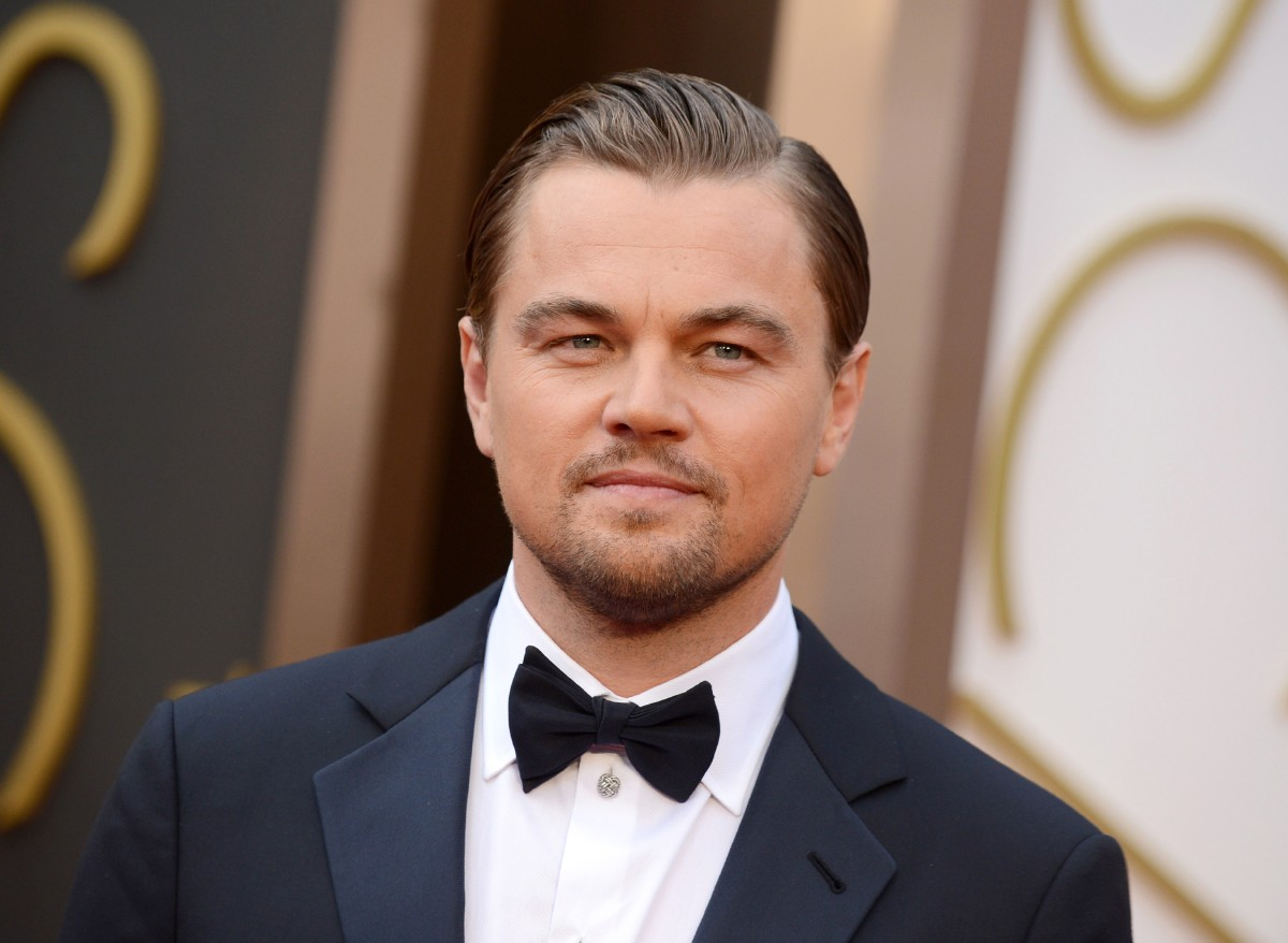 In this March 2, 2014 file photo, Leonardo DiCaprio arrives at the Oscars at the Dolby Theatre in Los Angeles. DiCaprio?s namesake foundation announced Tuesday, July 14, 2015, it is awarding $15 million in grants to more than 30 environmental organizations. (Photo by Jordan Strauss/Invision/AP, File)