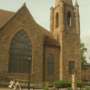 Grace Lutheran Church having repairs done after lightning strikes roof