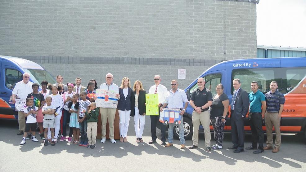 Jim & Juli Boeheim Foundation donates vans to Boys & Girls Club of Syracuse