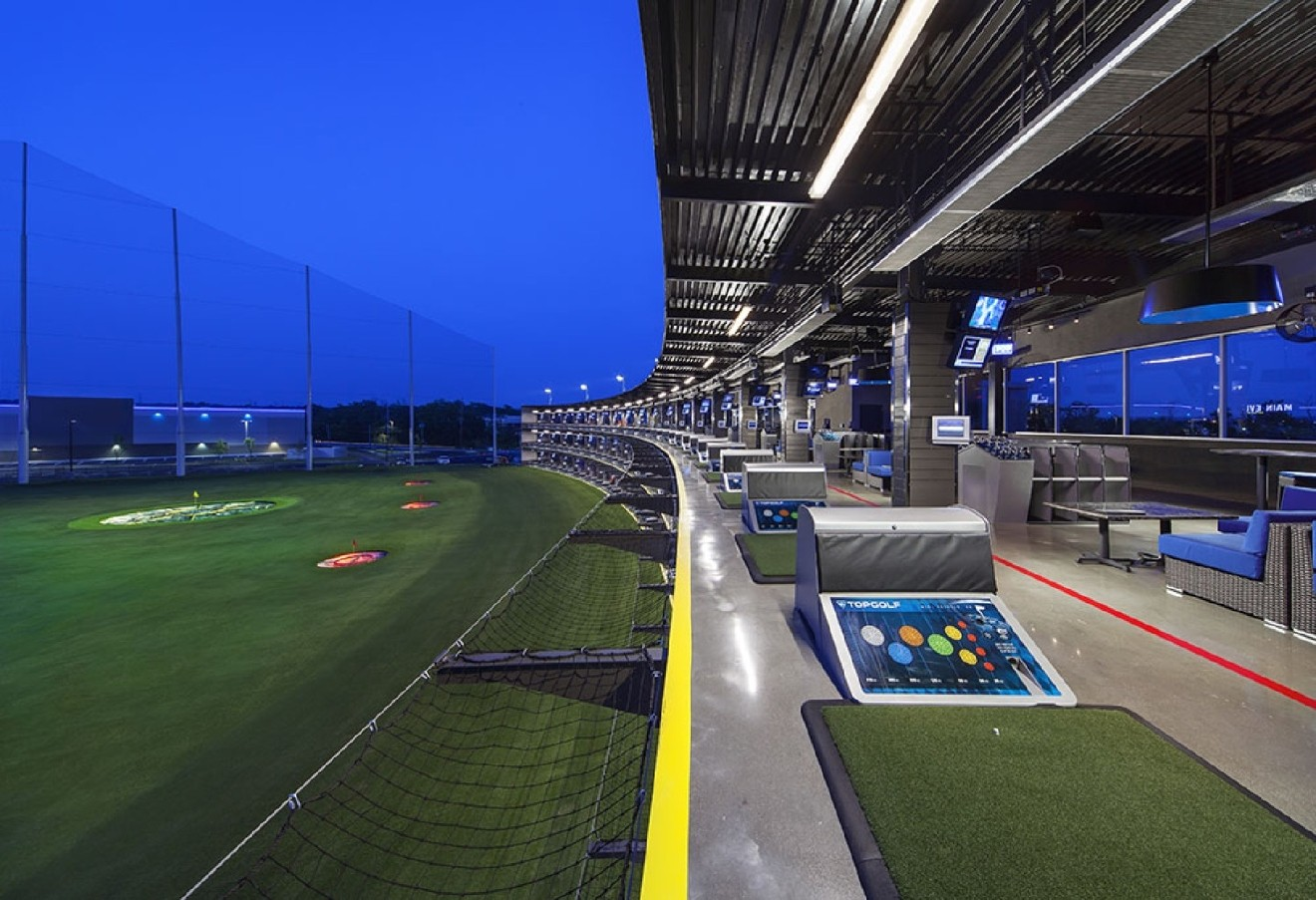 #6 - Even if you don't like Topgolf, there's a good chance you'll have fun at this West Chester hangout spot. Don't believe us, check the Lifestyle section for the full story. / Image courtesy of Topgolf