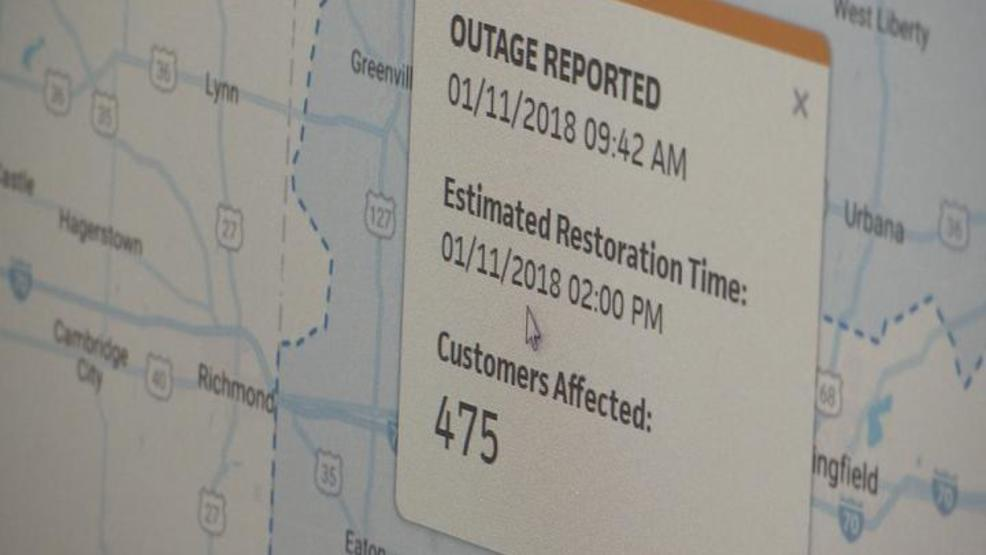 DP&L shows off new digital and mobile outage maps ahead of incoming on