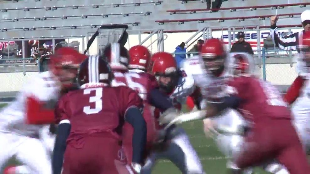 11.14.15-High School Football- Weir High falls in first round action to 2 seed Bluefield