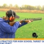 Local students take aim in trap shooting league