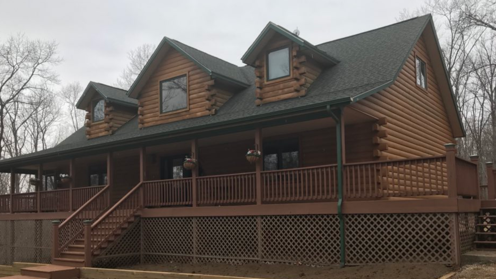 Lynchburg Familys Hunt For Log Cabin In Amherst Co Featured On