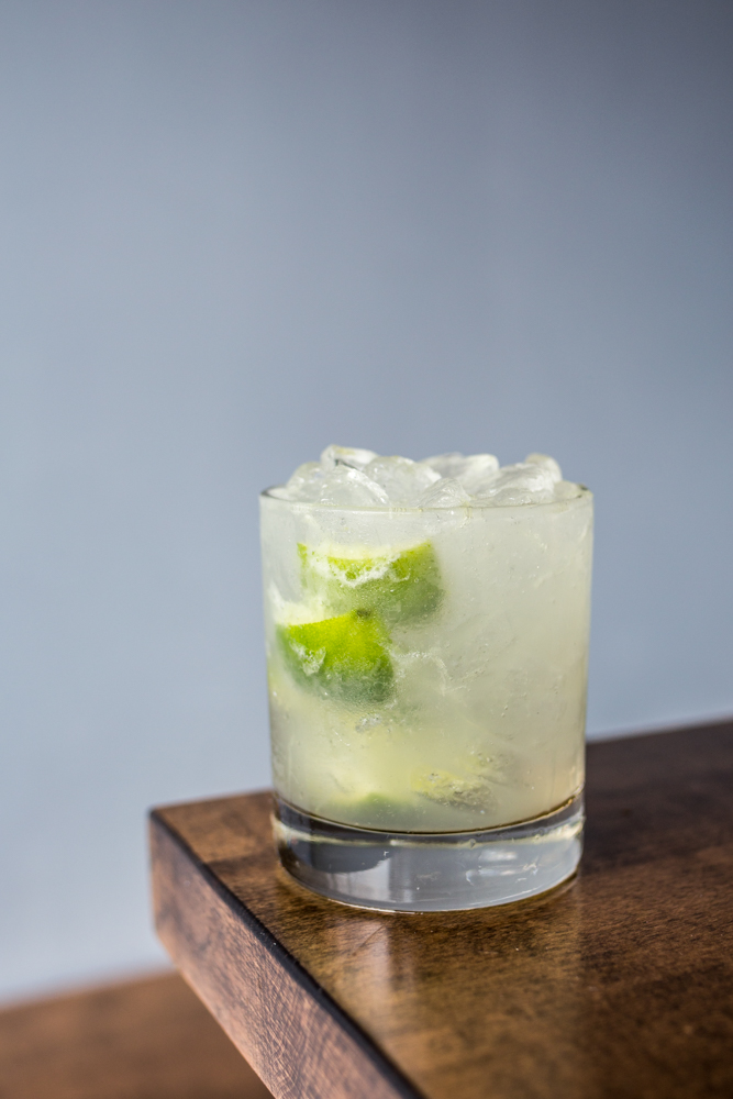 Caipirinha: Cachaca, lots of fresh lime, and sugar / Image: Catherine Viox{ }// Published: 6.12.19