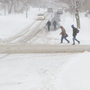Syracuse officials announce new steps to tackle an old problem: snowy sidewalks