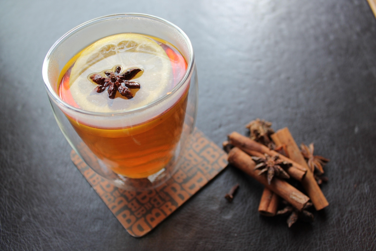 All those made-up food and drink holidays may be a marketing ploy, but Hot Toddy Day (January 11) can't come at a more fitting time. The holidays are over, and the long, cold, depressing winter looms before us. D.C. bartenders are turning up the heat with boozy beverages tricked out with citrus juices, teas, infused spirits, honey and spices that are perfect après-ski or after work. Grab a mug and get steeped! (Image: Courtesy Bourbon Steak)