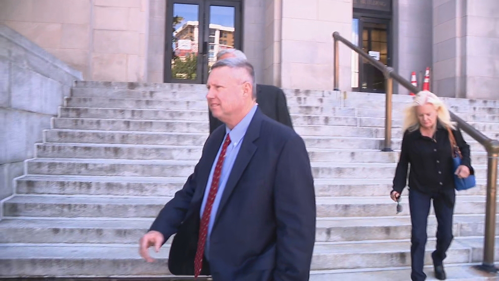 Former Buncombe County contractor reports to federal prison