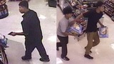Three suspects sought after robbing a business near Vegas Drive and Michael Way