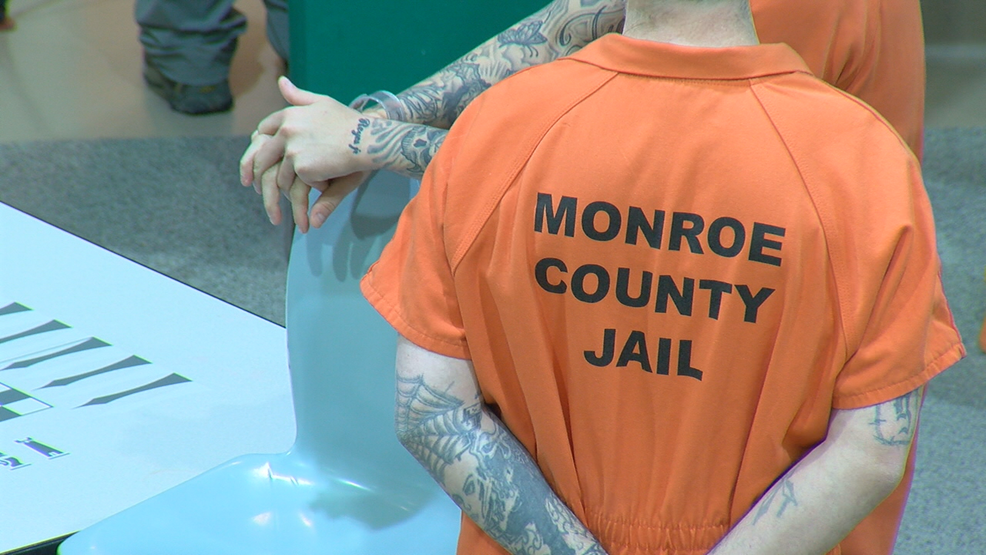 Monroe County Jail to implement new addiction treatment