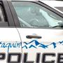 Santaquin police search for suspects after multiple reports of graffiti, damaged vehicles