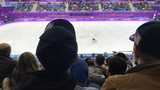 Dad: Watching daughter at Olympics is like a stress test
