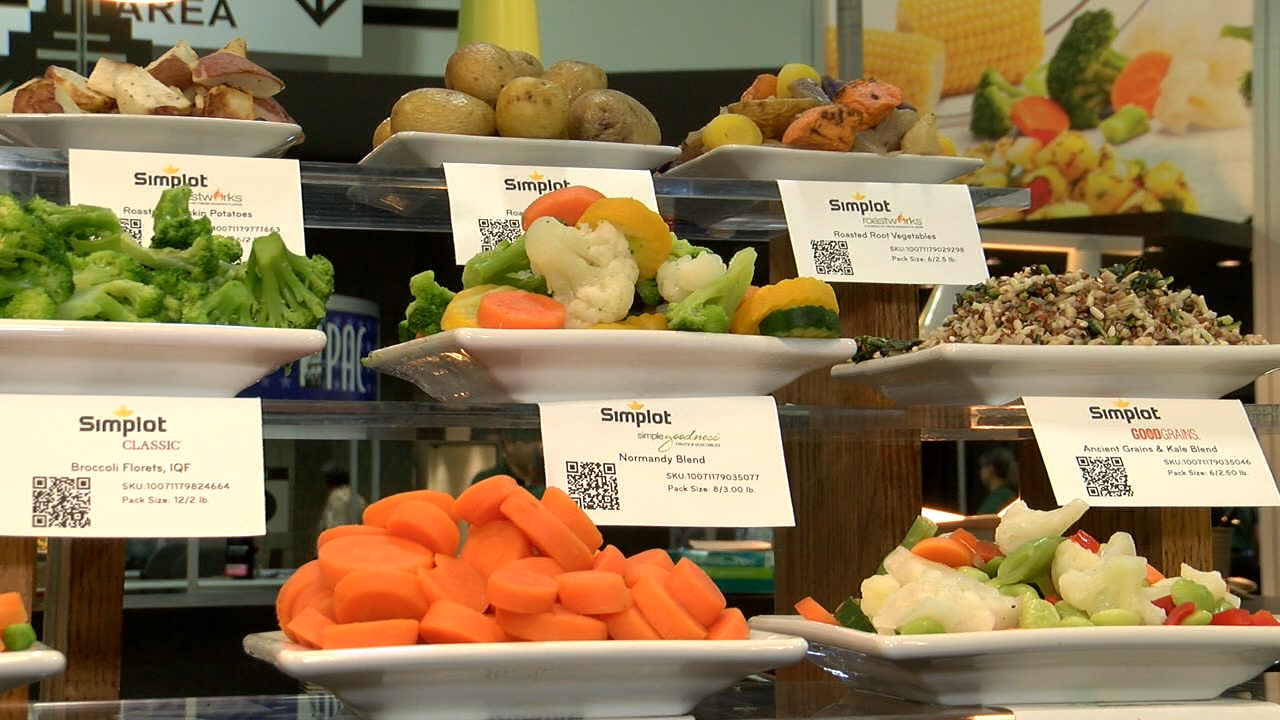 The Georgia Department of Ed's new 'Shake it Up' initiative hopes to change the negative perceptions of school food programs across the state. / WGXA