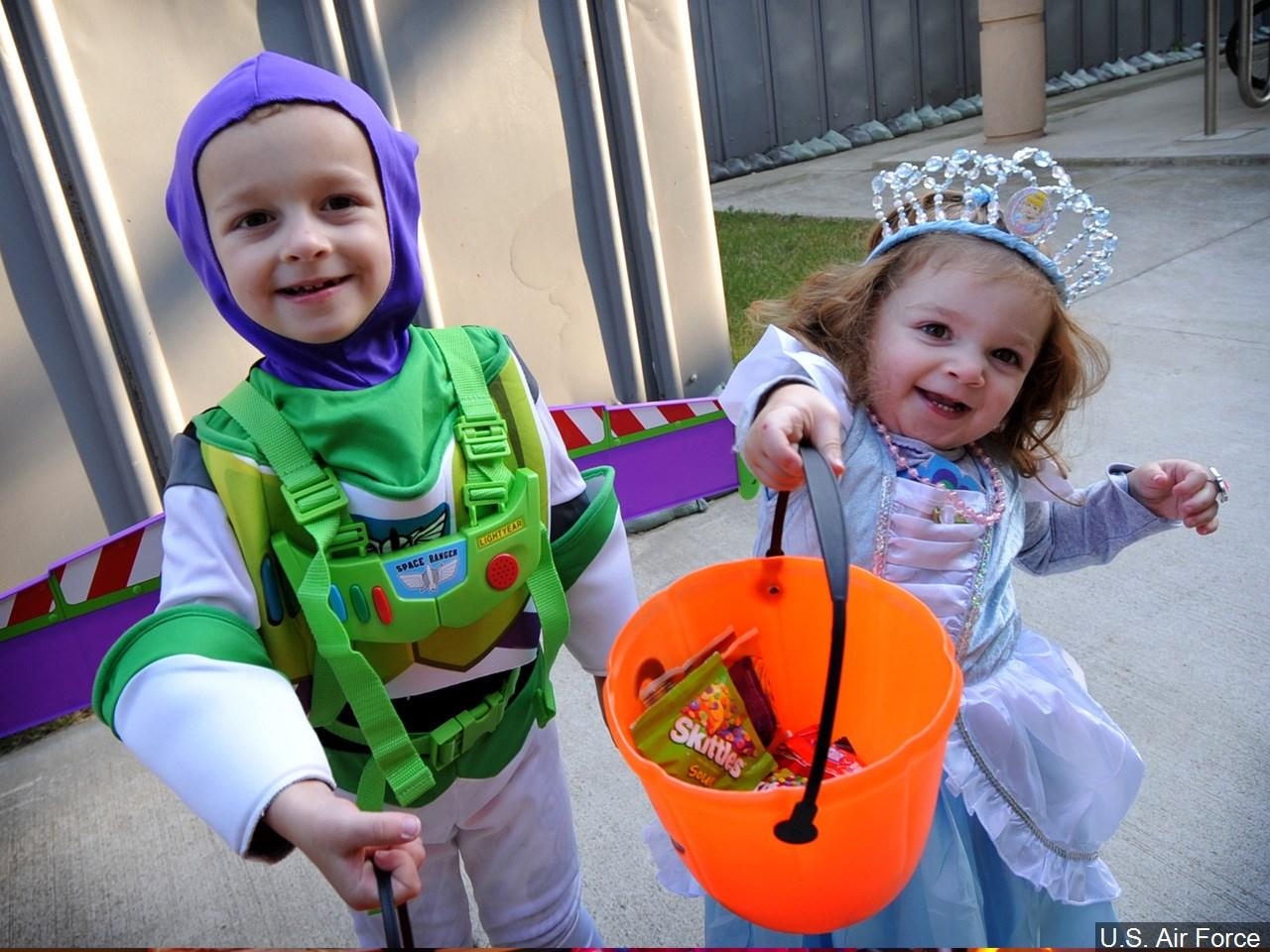 Orem is No. 1 city in America for best place to trick-or-treat (Photo: MGN){&nbsp;}<p></p>