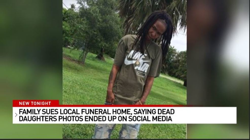 Family sues funeral home saying employee took a photo of